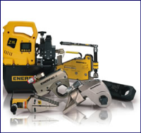 Enerpac Hydraulic Bolting Tools from Worlifts