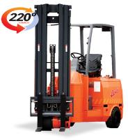 Battery Electric Multi Purpose Articulated Forklift Truck