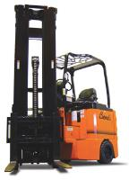 Battery Electric Multi Directional Articulated Forklift Truck