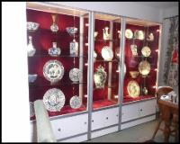 Ornament Display Cabinets