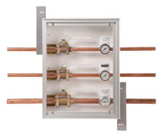 Zone Valves and Valve Boxes