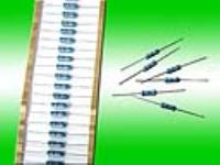 Metal Film 0.1% 15ppm Resistors