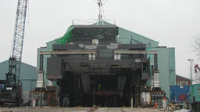 Four point lift system
