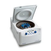Eppendorf 5702R with A-8-17 Rotor / A-4-38 Rotor
