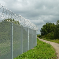 Armaweave Security Fencing