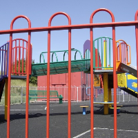 BowTop Play Playground Fencing