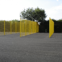 Cricket Lanes Fencing
