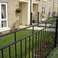 Bushberry Railings