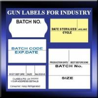 Industrial Information Label Supplier