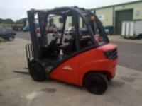 Industrial Counterbalance Forklift Training