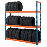 Single Sided Tyre Racking