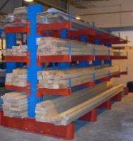 Double Sided Cantilever Racking