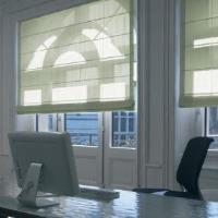 Cassetted Blackout Blinds