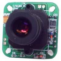 "1/3"" Colour Camera Module - PAL & NTSC Versions"