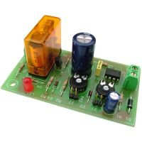 12Vdc Cyclic Timer Relay Module, 0.3 Sec to 1 Min