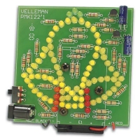 Animated Bell with 83 LEDs Electronic Kit