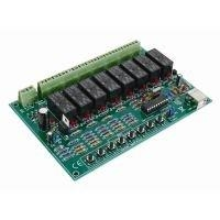8-Channel USB Relay Card Module