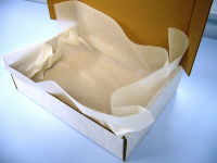 SteriClean Cleaning & Packaging Tissue Sheets