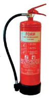 Dry Powder Fire Extinguishers Salisbury