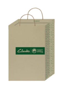 Retail bags branded