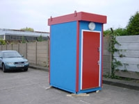 Defence Industry Modular Buildings