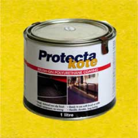 ProtectaKote 1 litre Safety Yellow (UVR)