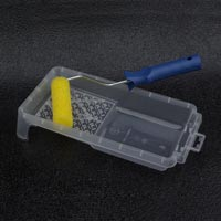 4 inch Textured Roller and Tray