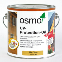 Osmo 420 - UV Protection Oil Extra 2.5 litres
