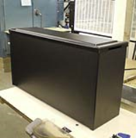 Machining Injection Moulded Enclosures