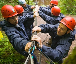 Activity weekends for adults only
