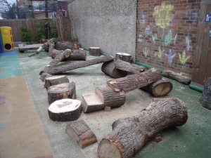 Play Trees and Play Logs