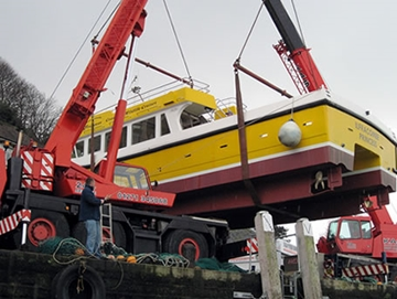 Fully Maintained Crane, Delivered to your Site