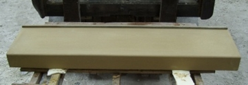 OPC Grey Precast concrete Thresholds