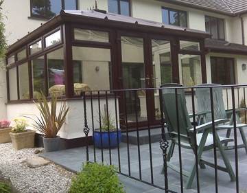 Double Glazed PVCu Products