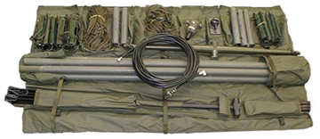 Transportable Wide Band Antenna