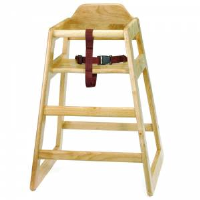 Wooden Stackable High Chairs