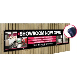 Outdoor PVC Event Banners