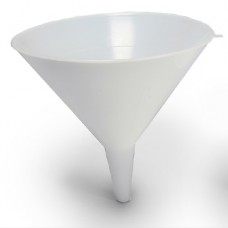 Disposable HDPE Liquid Funnel