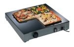 Ital Vetrotemp Tempered Glass Pizza Griddle