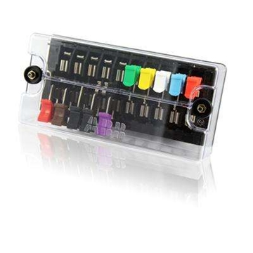 Test switches and accessories