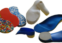 Heel Cup Orthotic Inlays