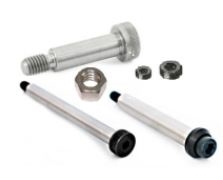 Shoulder Bolts, Screws & Nuts
