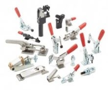 Toggle Clamps, Hook Clamps & Power Clamps