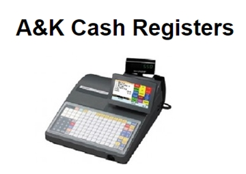 New and Re-Conditioned Cash Registers