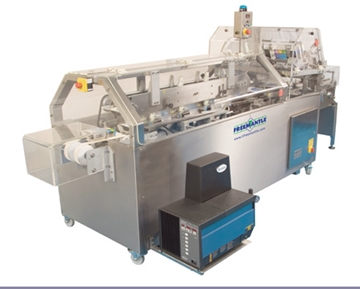 Wrap Around Sleever Machine