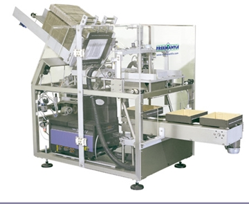 Top Load Carton Erector Packaging Machine