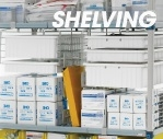 Top Rack Medical Shelving Systems