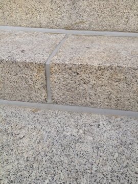 External Concrete Step Jointing Sealant Application Specialist Services - Witham, Essex