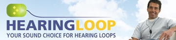Portable Reception Counter Hearing Loops