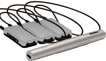 3 Pack - Portable RF Induction Loop System